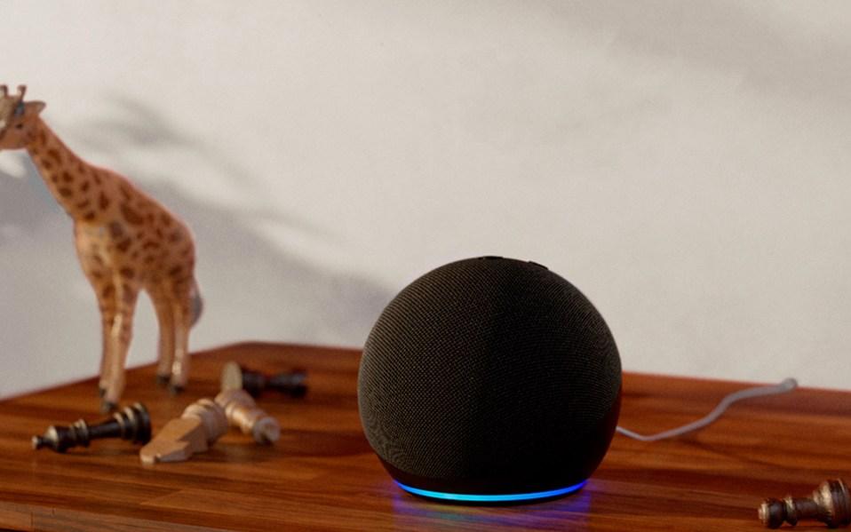 Amazon Echo Dot Gen 4