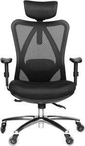 ergonomic office chair, ergonomic workstation