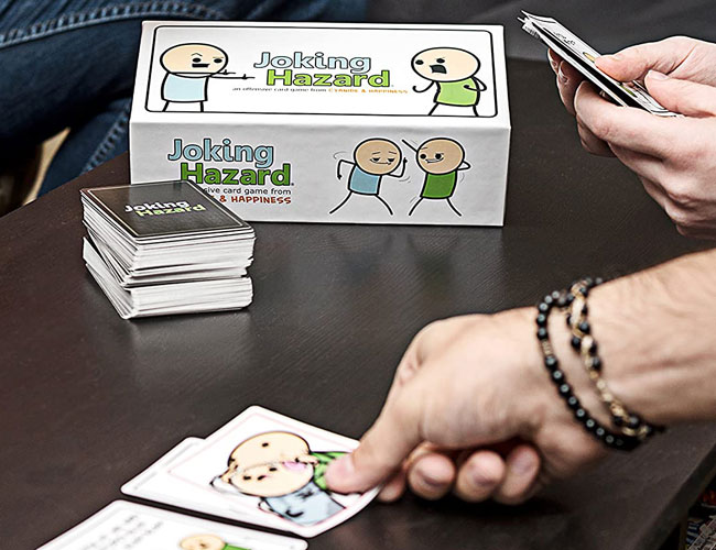 Joking Hazard cards - best card