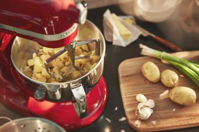 Take Your Quarantine Baking to the Next Level with a Stand Mixer