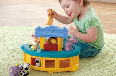 Calling all godparents, aunts & uncles --- these are the best toddler toys to buy little ones