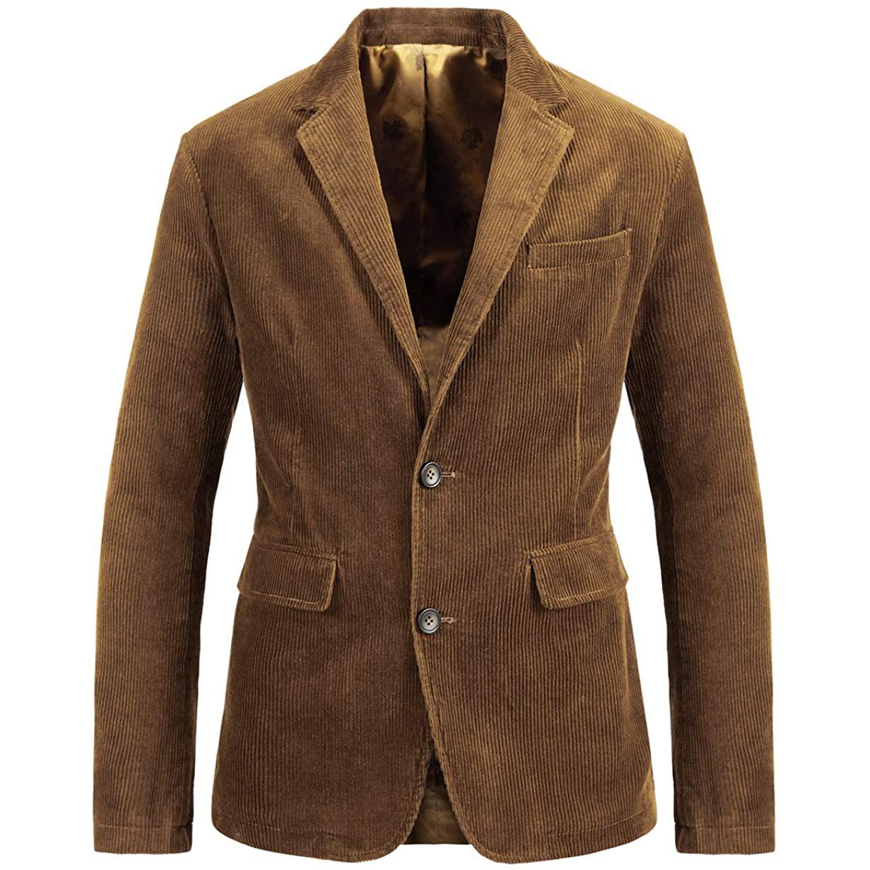 chouyatou Vintage-Looking Blazer