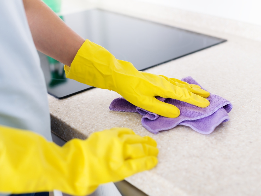 Keep Your Granite Countertops Impressively Clean With These Helpful Tips