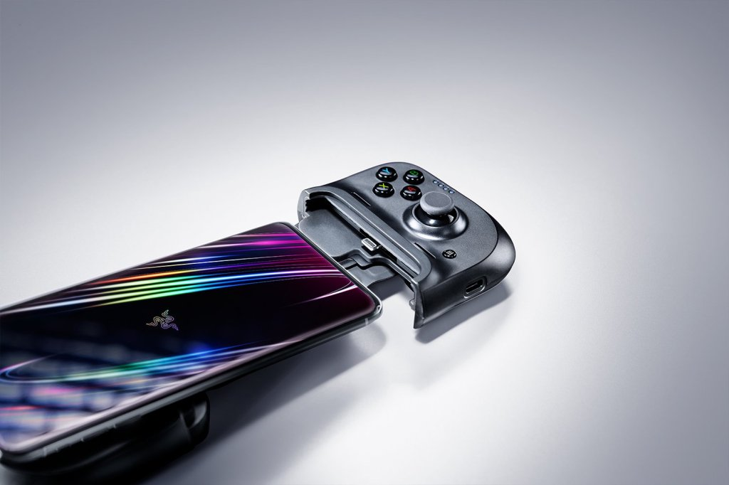 Razer Kishi for iPhone Lightning Port - Mobile Game Controller