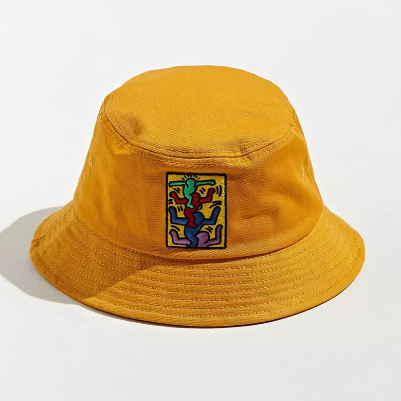 Keith Haring Bucket Hat