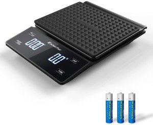 kitchentour coffee scale, coffee scale, best coffee scale