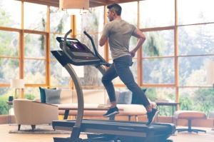 NordicTrack treadmill, home gym essentials