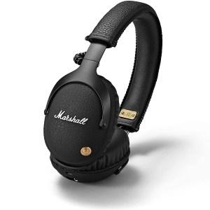Marshall Monitor Bluetooth Wireless Over-Ear Headphones, best friend gift ideas