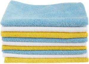 microfiber cleaning cloths, how to clean granite countertops