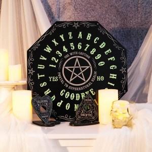 Ebros Glow in The Dark Ouija Board