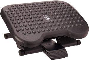 ergonomic foot rest, ergonomic workstation