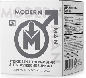 modern man fat burner, best fat burners for men