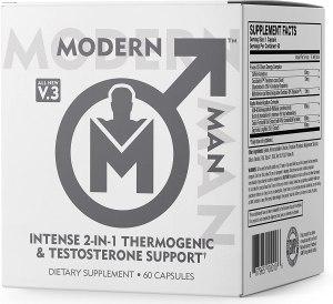 modern man fat burner, best fat burners for men