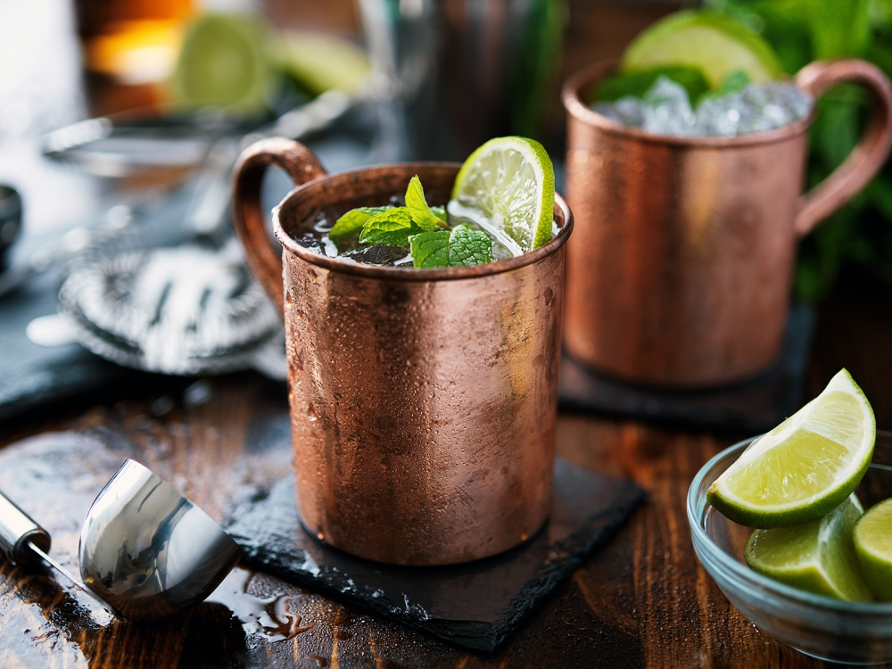 How to Make the Perfect Moscow Mule, With Advice From a Legit Bartender