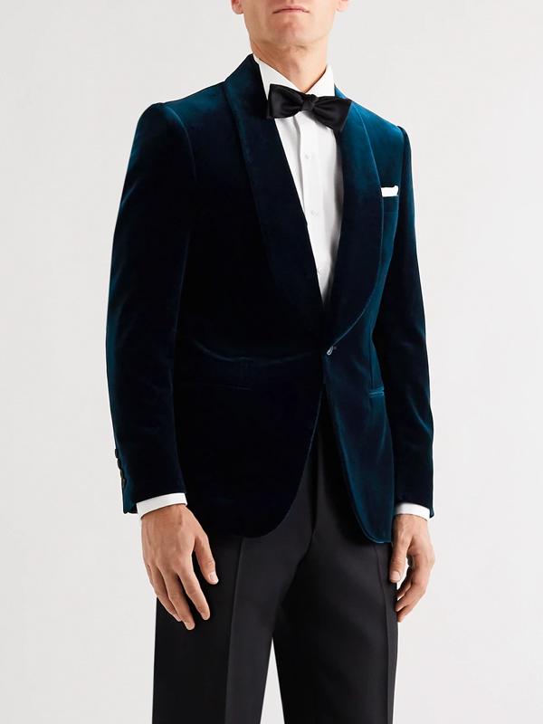 mr porter kingsman velvet tuxedo jacket