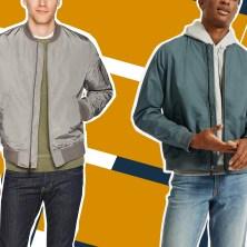 Men's Bomber Jackets