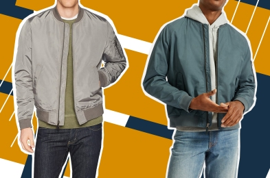 Men's Bomber Jackets
