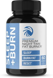 nobi nutrition sleep fat burner, best fat burners for men