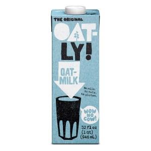 Oatly Oat Milk Original, best oat milk