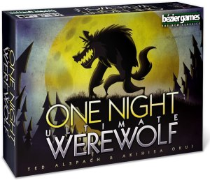 one night ultimate werewolf, board games, board games for adults