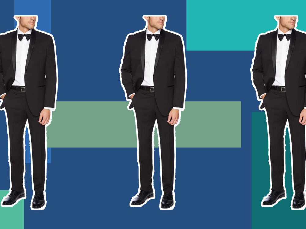 Suit Up (and Save Money) With Affordable Men's Formal Wear