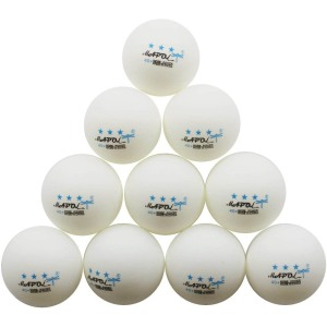 MAPOL 50-Count Ping Pong Balls, best drinking games