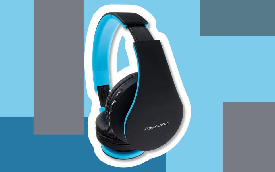 powerlocus kid's headphones