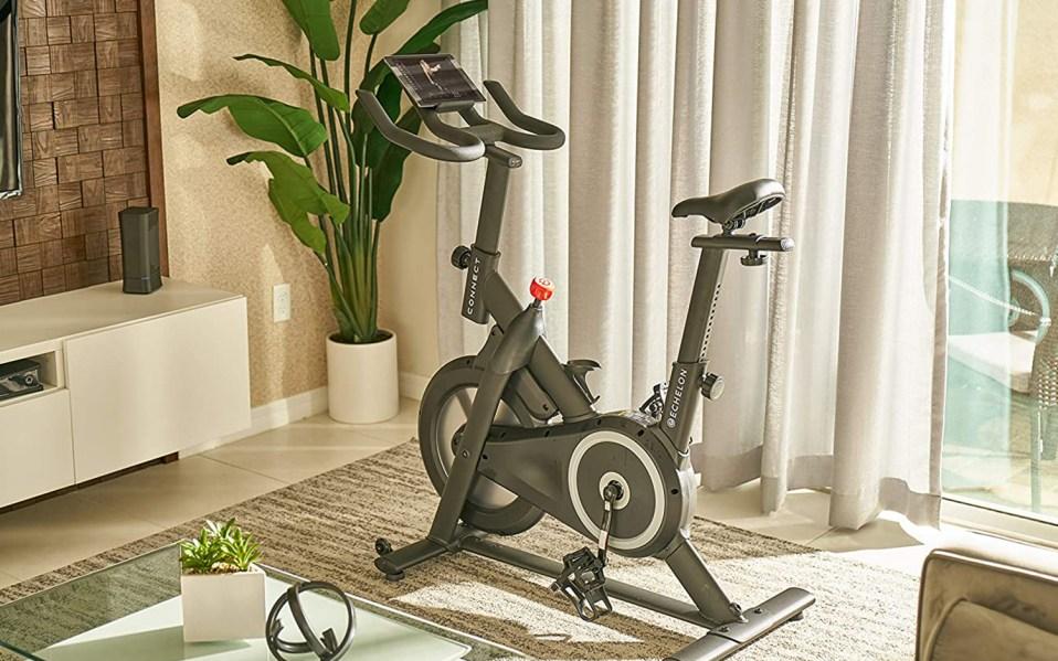 Amazon prime bike, Echelon prime bike
