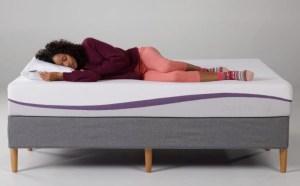 purple mattress, best mattress for back pain