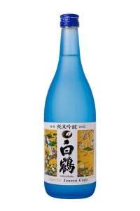 Hakutsuro sake, best sake