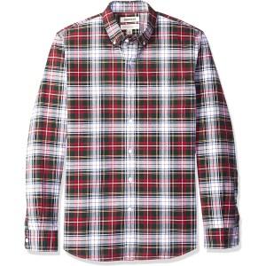 Goodthreads Plaid Oxford Shirt