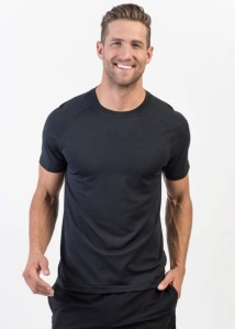 rhone reign tech short sleeve, fitness gifts