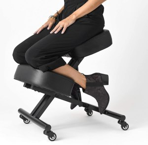 sleekform kneeling chair, best kneeling chair