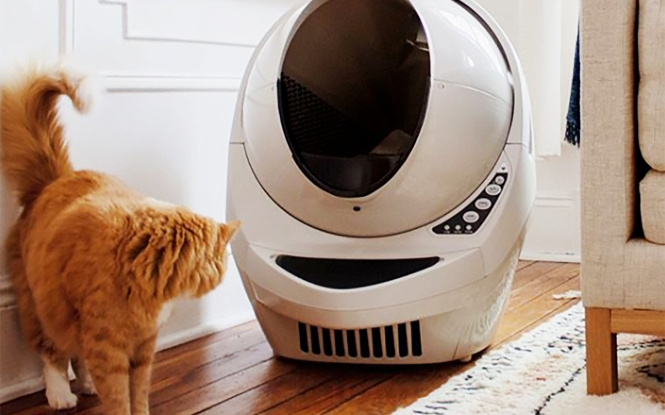 self-cleaning litter boxes, best self-cleaning litter