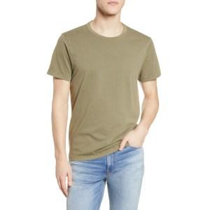 Madewell Garment Dyed Allday Crewneck T-Shirt