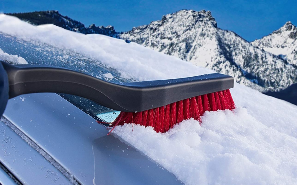 snow brush for cars, best snow