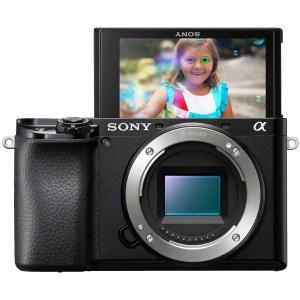 Sony Alpha A6100 Mirrorless Digital Camera Body