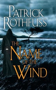 the name of the wind book cover, bookshop