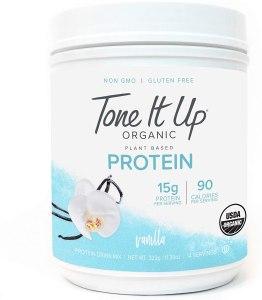 tone it up protein powder, best protein powders