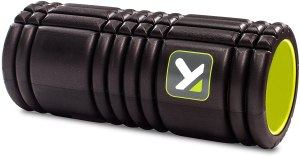 triggerpoint grid foam roller, home gym essentials