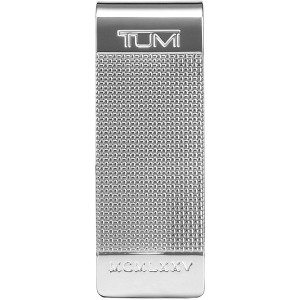 TUMI Nassau Ballistic Etched Money Clip