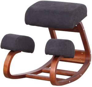 upright kneeling chair
