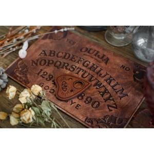 Red Wood Classic Ouija Board