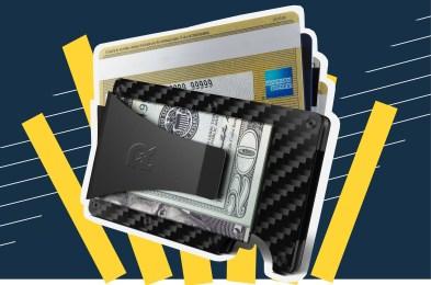Ridge Wallet Carbon Fiber 3K