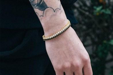 Mister Crystal Bracelet