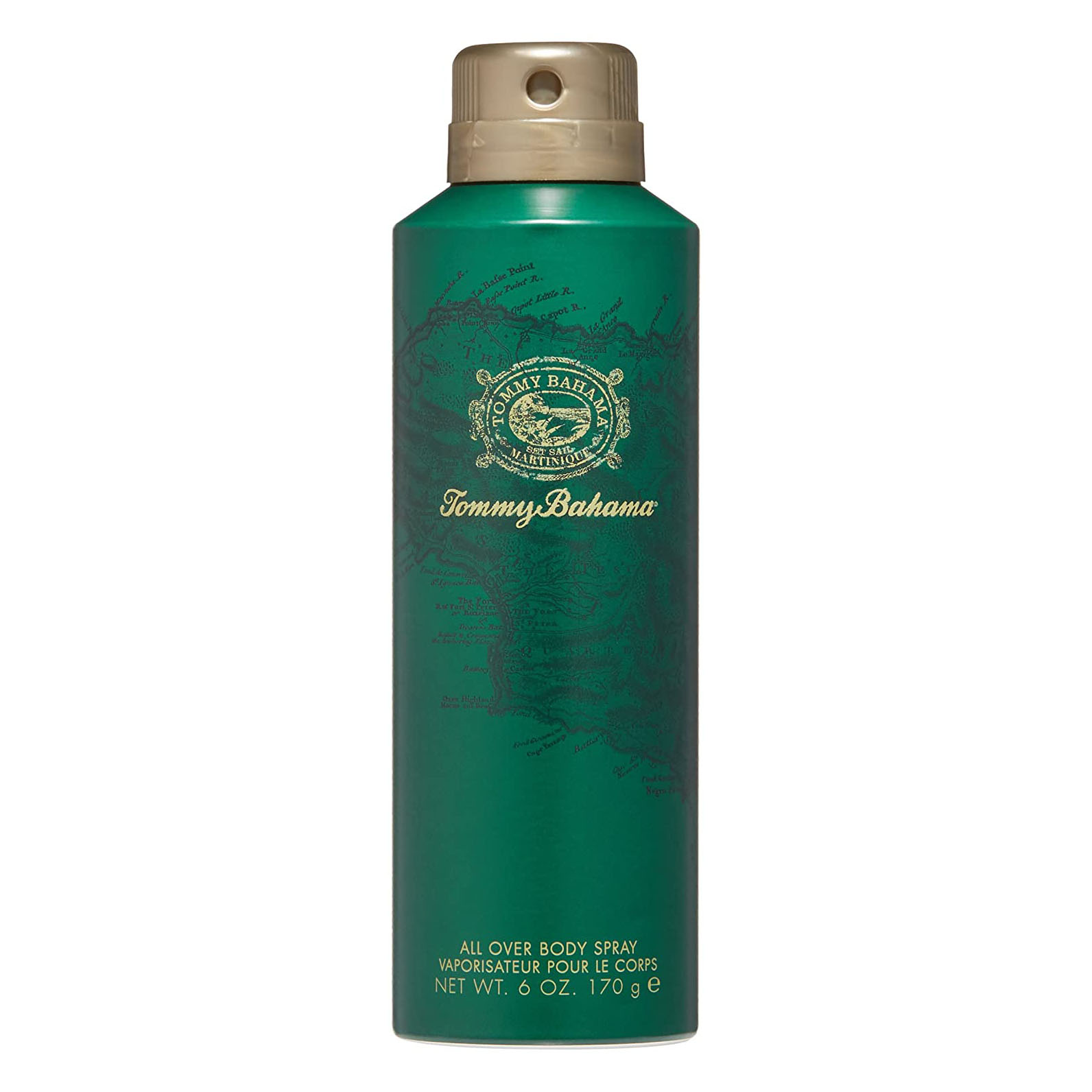 Tommy Bahama Set Sail Martinique All Over Body Spray