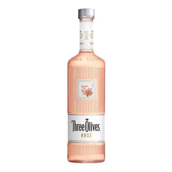 Three Olives Rosé Vodka
