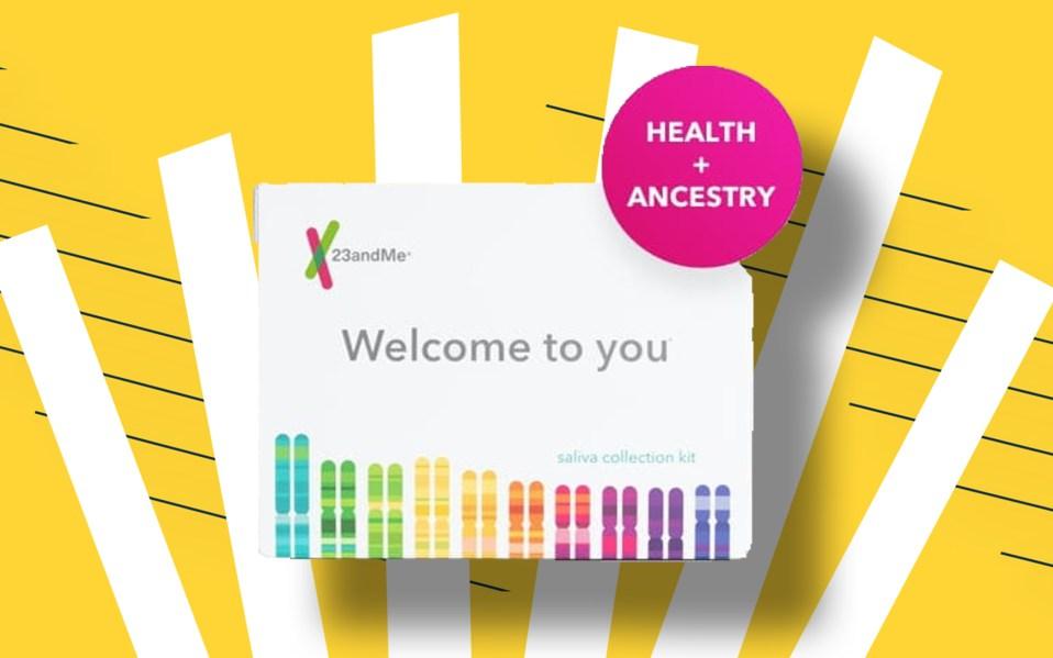23andMe DNA test kit, Amazon Prime
