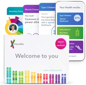 23andMe dna kits, 23andme prime day deal