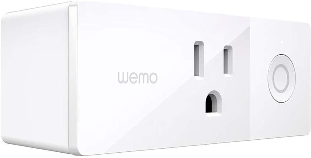 Wemo Mini WiFi Smart Plug